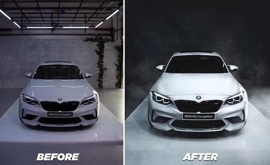Car Photo Editing service 1